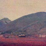 pyramiden spitsbergen by udo prinsen