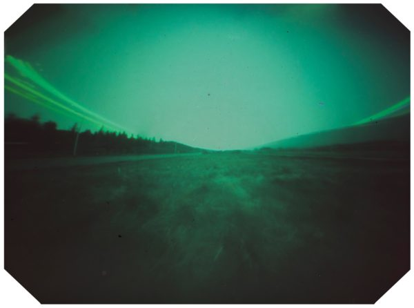 Akureyri Iceland solarpgraphy pinhole potograph