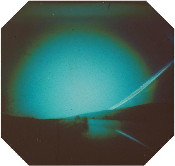 Akureyri Iceland solargraphy pinhole photo