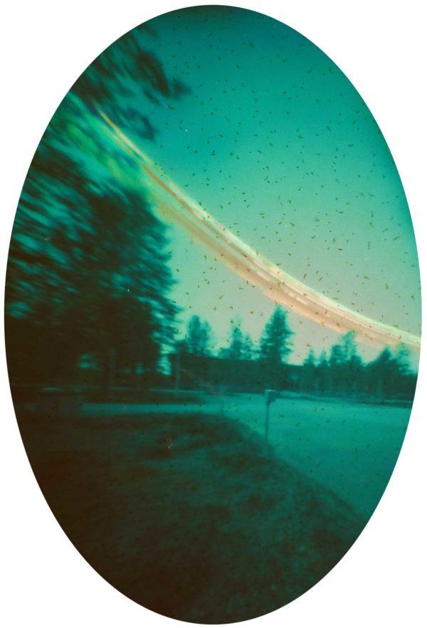 santa claus finnis meteorological institute lapland solargraphy pinhole