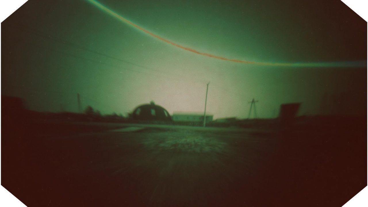siberia solargraphy pinhole russia