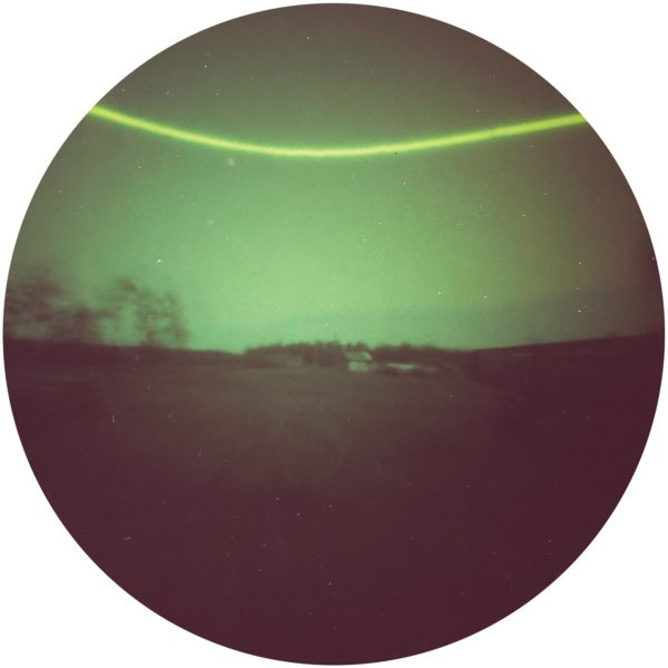Siberia Spasskaya Pad research station solargraphy pinhole photograph