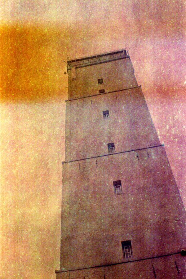 light house Brandaris Terschelling long exposure photography image