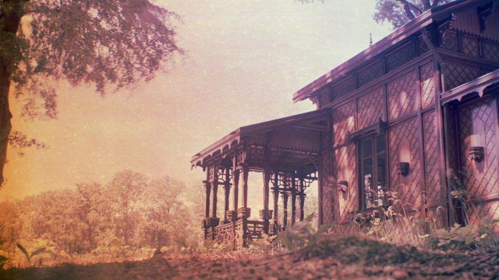 summer house paleis soestdijk chalet wilhelmina