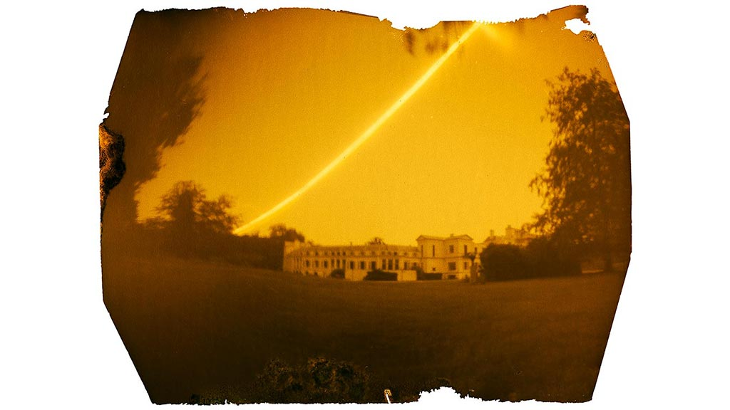 summer house paleis soestdijk garden solargraphy