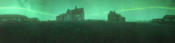 Panorama-multiple-pinhole-photography- solargraphy-Ny-Alesund