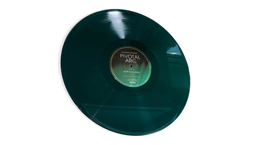 pivotal arc album by quinsin nachoff and nathalie bonin