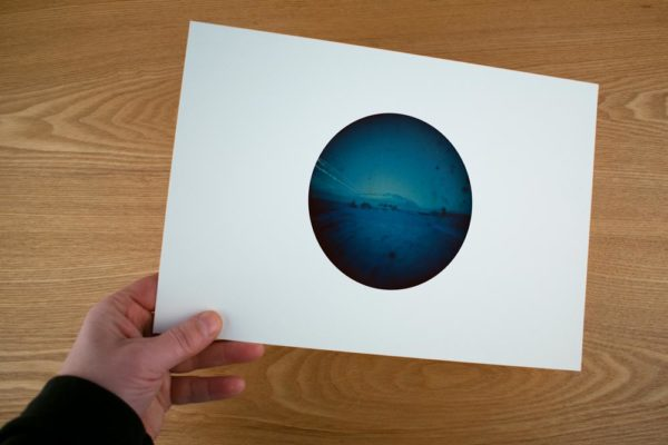 Fine art print showing you Skalanes, a nature reserve and research station on the eastern tip of Iceland