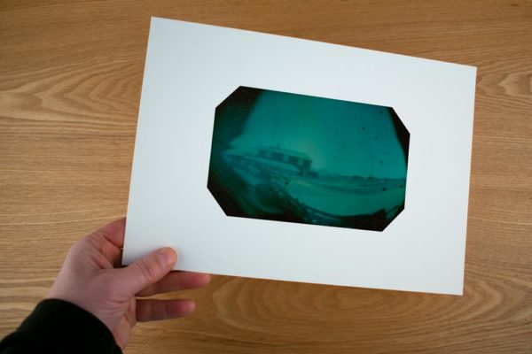 fine art print of Skalanes a nature reserve and research station on the eastern tip of Iceland