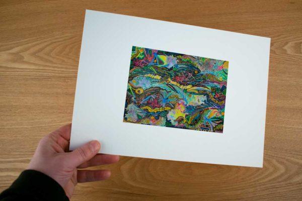 Oene van Geel • The Dream • Fine Art Print