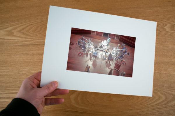 fine art print severade at tivoli vredenburg premiere